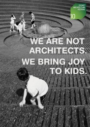 Advertisements for Architecture 2010, Series 1 of 4
