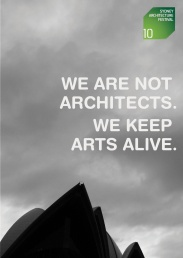 Advertisements for Architecture 2010, Series 2 of 4