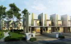Setia Eco Cascadia Phase 2, Johor Bahru, Malaysia