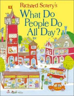 What Do People Do All Day